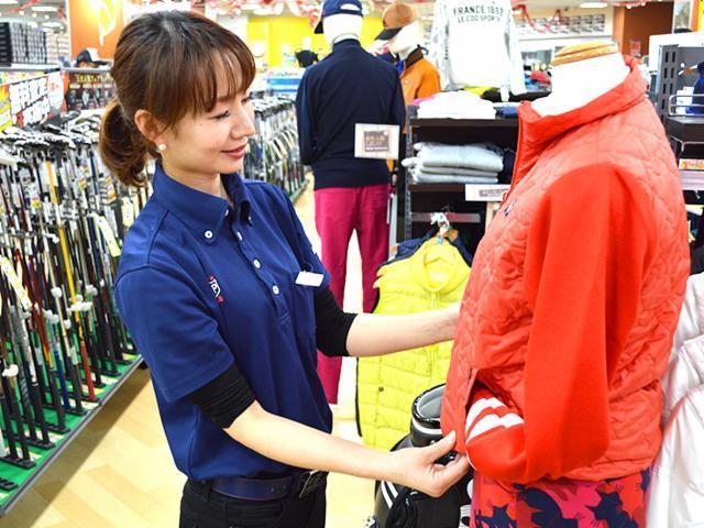 ゴルフパートナー ヴィクトリアゴルフ ゆめタウン博多店の画像・写真
